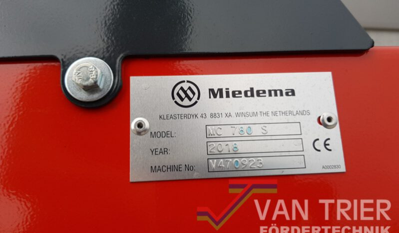 Miedema Einzelband MC 780S voll