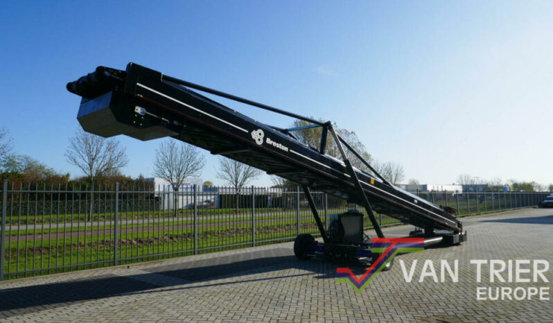 Breston Z22-100XW Hallenvuller 22kW vol