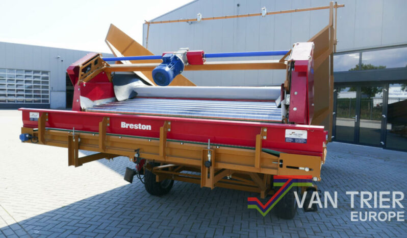 Breston Z2500X ECO Stortbak vol