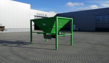 Van Trier TR 30/18 Industrial hopper full