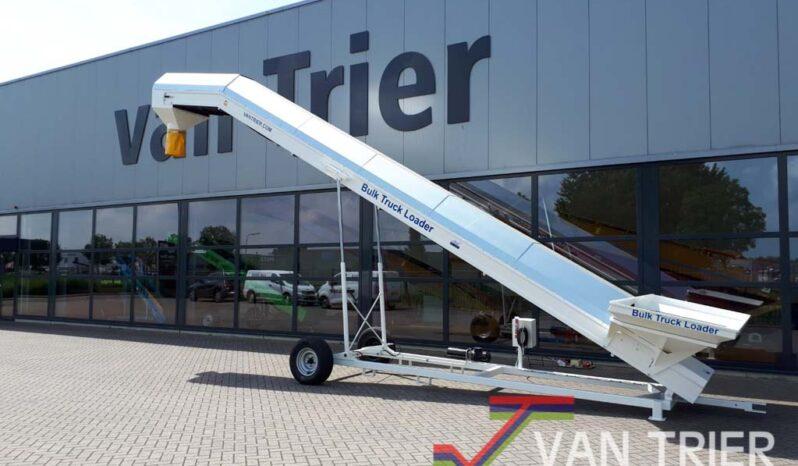 Van Trier Silowagenbelader/Bulkwagenvuller vol