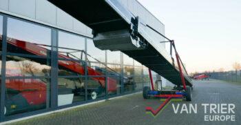 Breston Z26-120XW store loader shiploader hallenvuller hallenfüller scheepsbelader