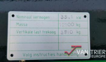 Breston Z26-120XW hallenvuller/scheepsbelader vol