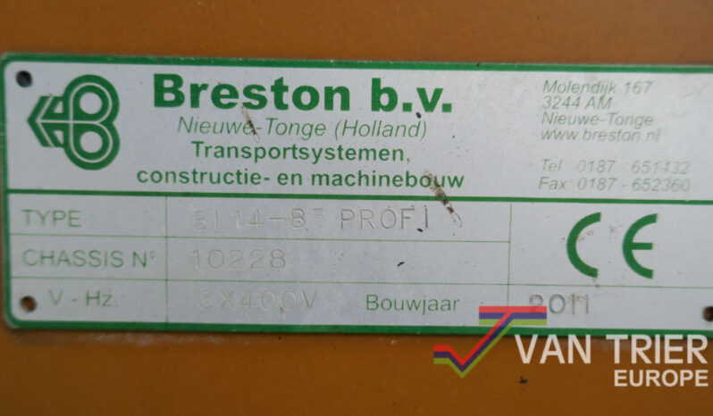 Breston ZT14-80 hallenvuller glad vol