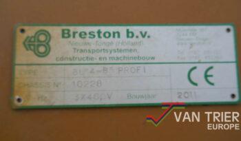 Breston ZT14-80 Hallenfüller glatt voll