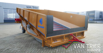 Breston NB10-250B doseerhopper dosierhopper receiving dosing hopper (1 van 26)