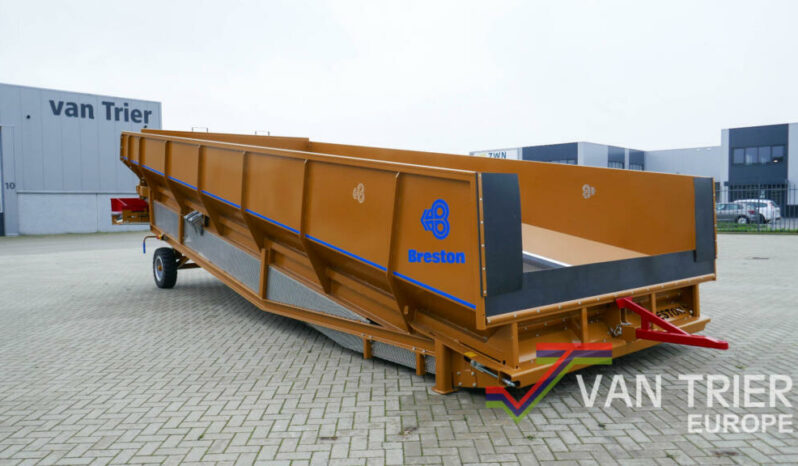 Breston NB10-250 Doseerhopper 8,5 meter vol