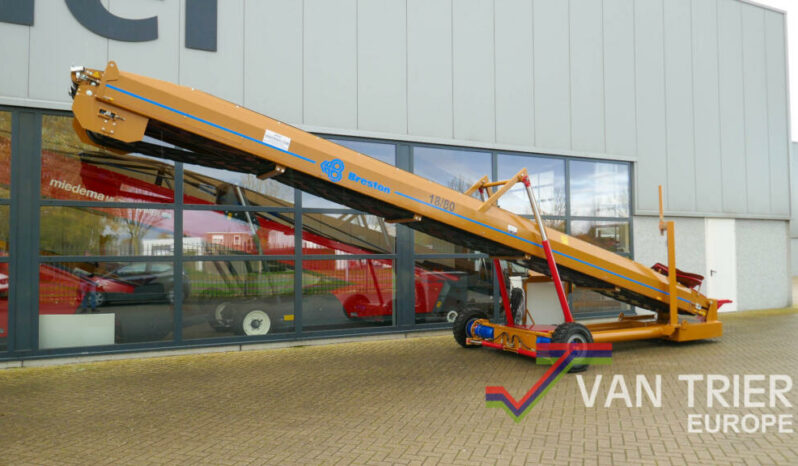 Breston Z18-80XW hallenvuller vol