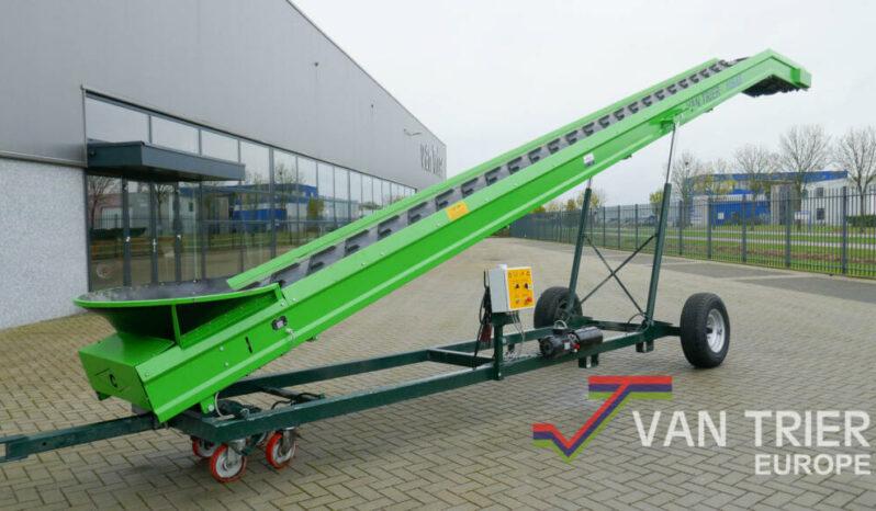 Van Trier 10.5-65 transportband förderband conveyor belt (1 van 8)