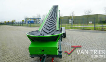 Van Trier 10,5-65 transportband vol