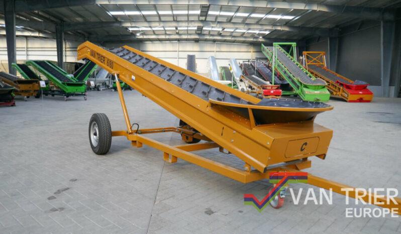 Van Trier 6-80 transportband förderband conveyor belt (1 van 17)