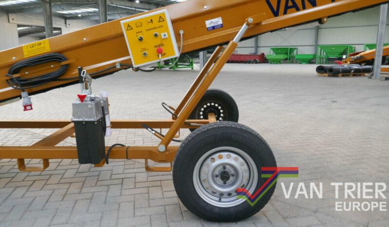 Van Trier 6-80 transportband vol