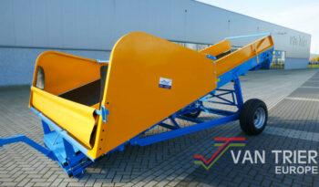 Van Trier 450-120 Midi Doseerhopper vol