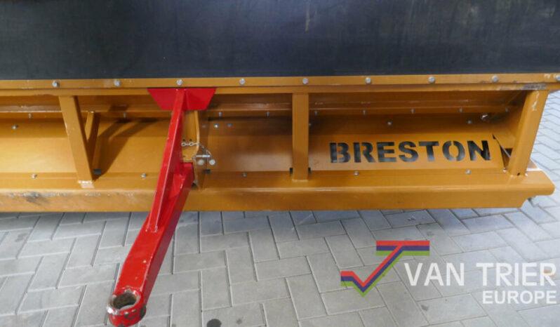 Breston Z 2500 X Combi stortbak vol