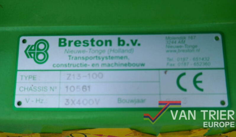 Breston 2×6-100 Duoband full-option voll