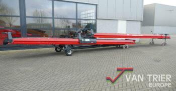 Miedema MC1780 Duoband dual conveyor