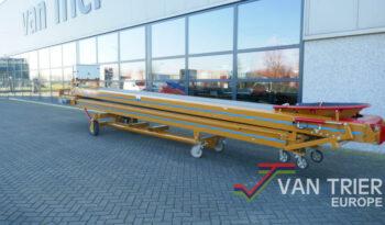 Breston 2x8-80 Duoband dual conveyor
