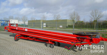 Breston 2x8-80 Duoband dual conveyor
