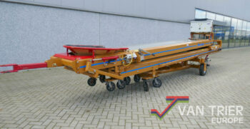 Breston Z13-80 Duoband dual conveyor