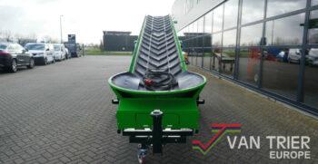 Van Trier 7-80 onderlosband onderlosser überladeband bottom unloading belt