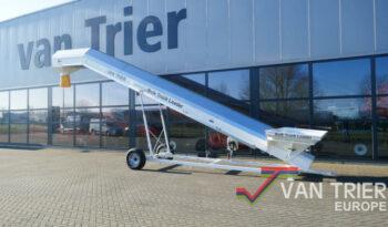 Van Trier Bulk Truck Loader Low Input