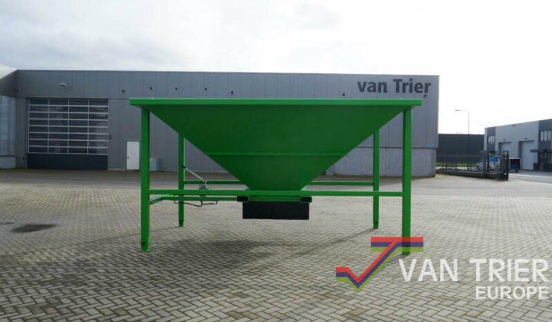 Van Trier TR 35/45 Industrie Trichter voll