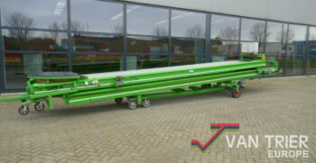 Breston ZD17-100 duoband dual belt conveyor
