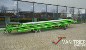 Breston ZD17-100 duoband dual belt conveyor