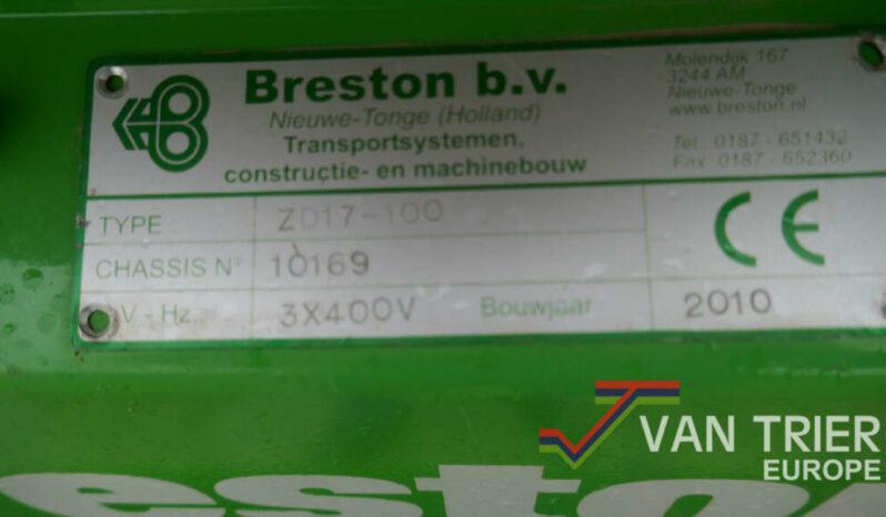 Breston 2×8-100 Duoband full-option vol