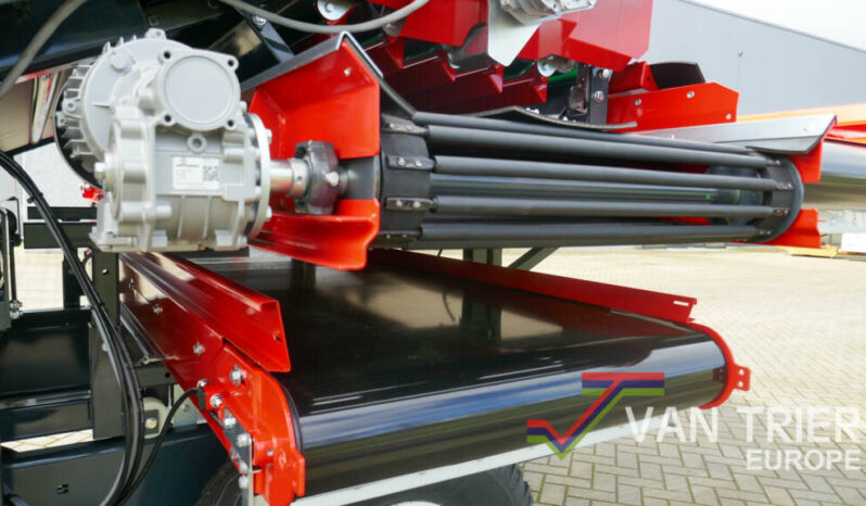 Miedema SB 651 Stortbak met Voorsorteerband vol