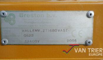 Breston Z16-80 Telescopische Transportband vol