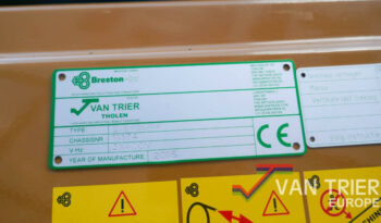 Breston Z16-80XW hallenvuller voll