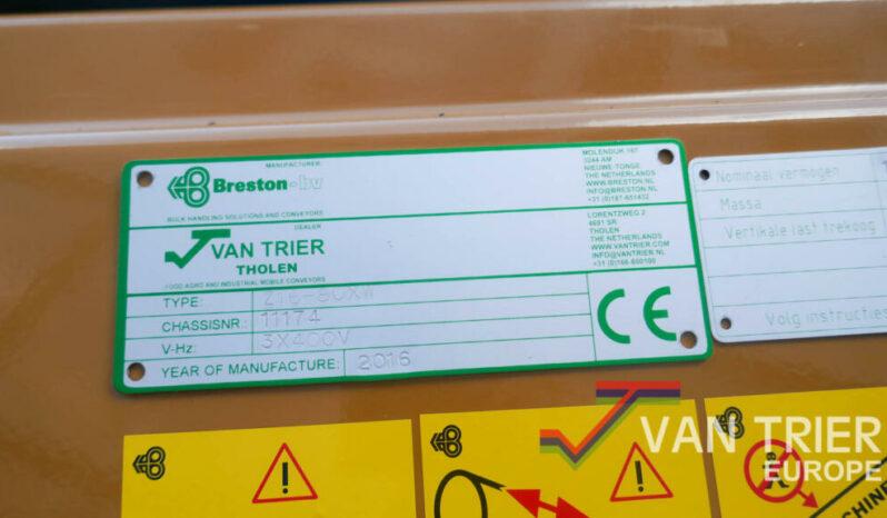 Breston Z16-80XW hallenvuller full