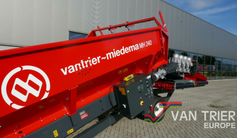 Miedema MH240 Stortbak CleanBoost vol