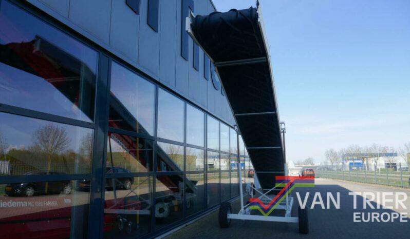 Van Trier 10-100 transportband vol