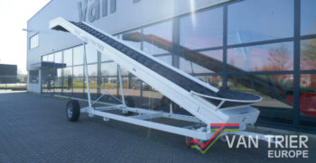 Van Trier 10-100 transportband foerderband conveyor belt