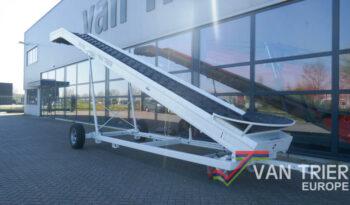 Van Trier 10-100 transportband foerderband conveyor belt