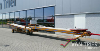 Breston ZD13-80 duoband dual belt conveyor