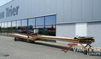Breston ZD13-80 duoband dual belt conveyor