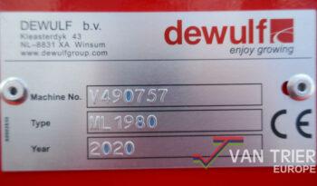 Miedema ML1980 Premium Hallenvuller vol