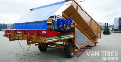 Breston Z2500X SpeedX stortbak stuerzbunker receiving hopper