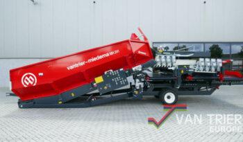 Miedema Van Trier MH241 stortbak stuerzbunker receiving hopper