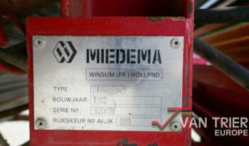 Miedema DISCO 750 Stortbak vol