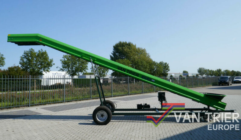 Van Trier 9,5-65 Transportband vol