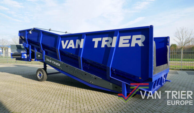 Van Trier NB25-270 Doseerhopper vol