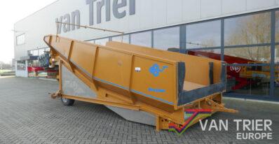 Breston Z2500XL stortbak stuerzbunker schuettbunker stortbunker receiving hopper
