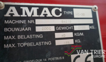 Amac HC30 Store Loader full