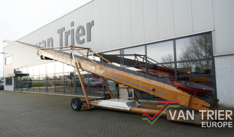 Breston Z22-100XW hallenvuller hallenfueller store loader ship loader shiploader grain