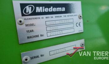 Miedema HAT81-70 vlakke band vol
