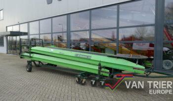 Miedema TAT121-70 TAT 121 70 duoband dual belt conveyor